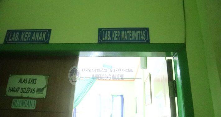 Laboratorium Keperawatan STIKes Marendeng