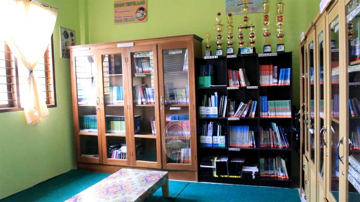 Perpustakaan STIKes Marendeng